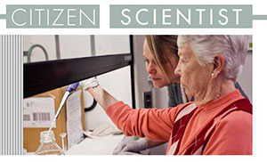 Olli Citizen Scientist graphic